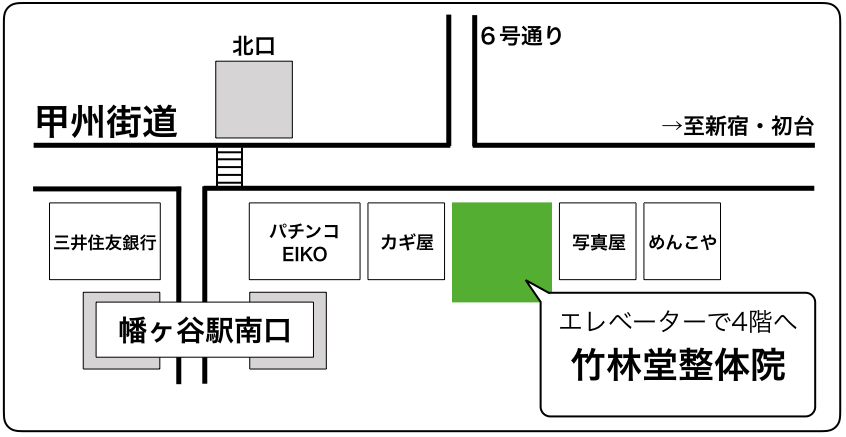 8月限定 整体&マッサージ[60min]2500円OFF!